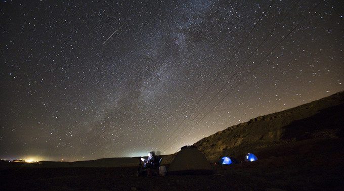 Shooting stars to light up night sky in Vietnam next week