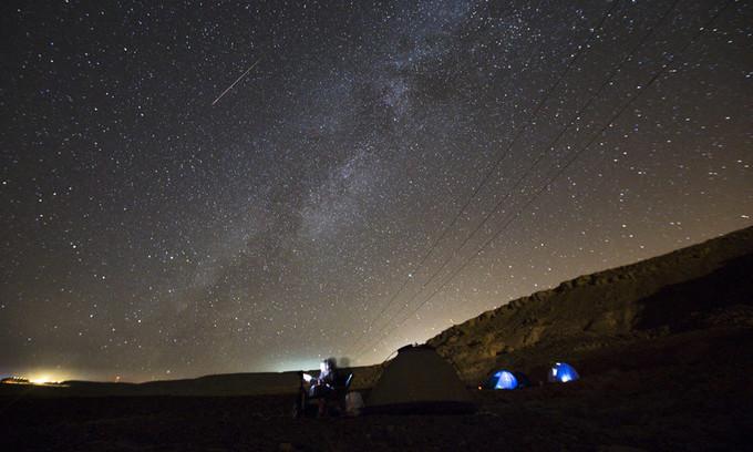 Shooting stars to light up night sky in Vietnam next week