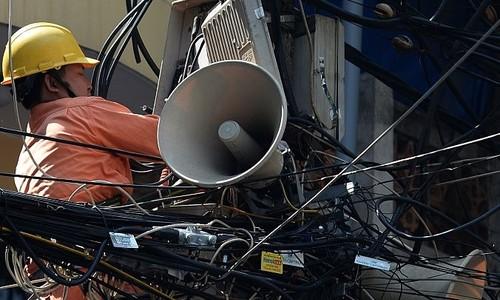 Hot mess: Hanoi's electrical wiring shocks engineering world