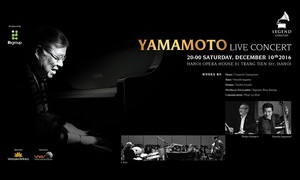 Yamamoto Live Concert