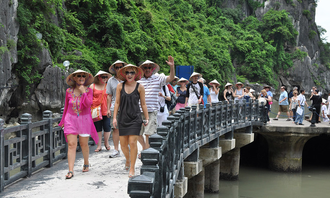 Tourism a driving force behind Vietnam's economic growth: report