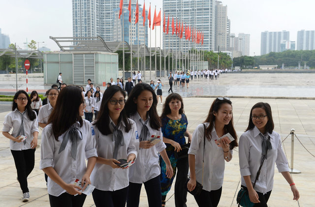 Vietnam teens surpass EU, US peers in science in global education ranking