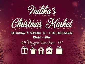 Indika Christmas Market