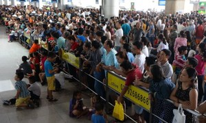 130,000 overseas Vietnamese to return home for Tet holiday