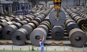 Steel production in Vietnam forecast to grow 10-12 pct next year
