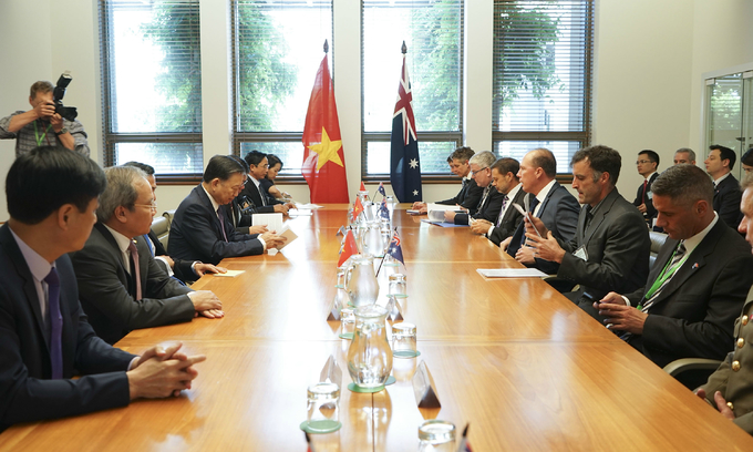 Vietnam and Australia strike deal to formalize illegal migrant deportation