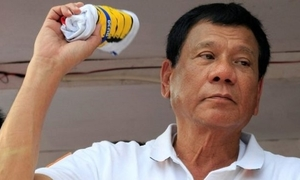 Philippines' Duterte warns US of 'tit-for-tat' response