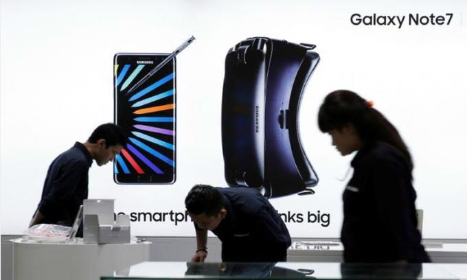 Samsung Vietnam reports massive loss following Galaxy Note 7 scandal