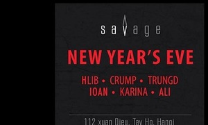 New Year's Eve at Savage