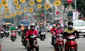Following 'summer' days, Hanoi faces cold snap