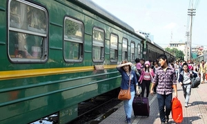 Vietnam needs $1.8 billion for rail upgrade to double speed