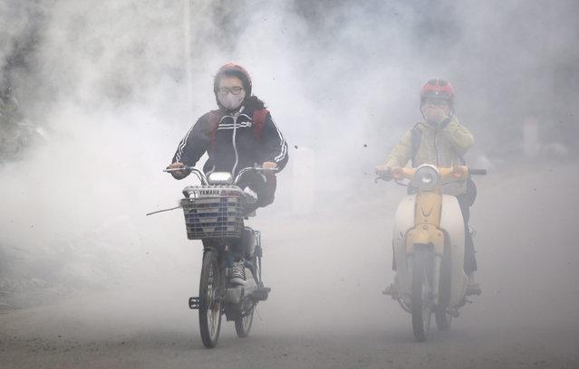 Pollution eats Vietnam's growth