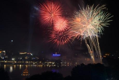 Vietnam scraps fireworks shows for New Year