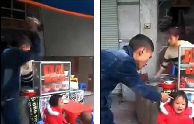 Vietnamese social media darling filmed whipping daughter
