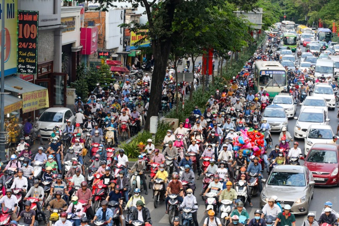 saigon-jammed-ahead-of-new-year-holiday