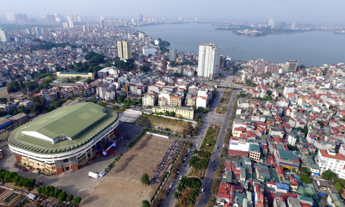 Hanoi gets dizzy from unplanned planning