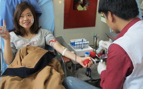 Surely not: Compulsory blood donations tabled in Vietnam