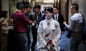 China turns to robots as workers age