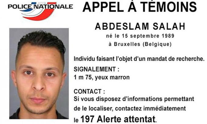 'I'm not ashamed' says Paris attacks suspect: report
