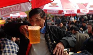 On the beers in Vietnam