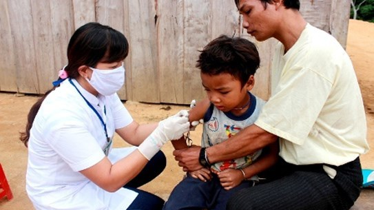 Diphtheria kills 2 in central Vietnam