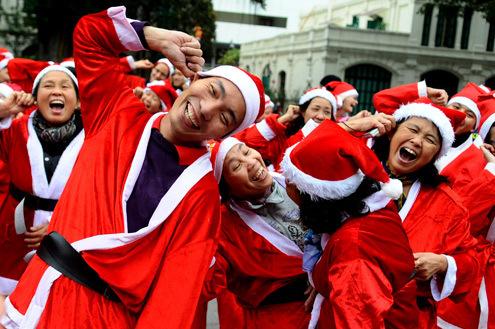 Vietnam's optimism 'a delight' for visitors