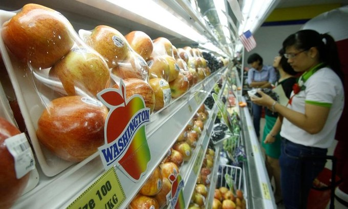Trump's trade deal withdrawal: Will it hurt US farm products in Vietnam?