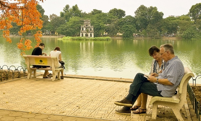 Vietnam hosts world's 8th happiest expats: report