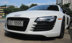 'Lucky' license plates set to go under the hammer in Vietnam