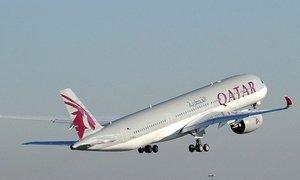 The world's longest flight has landed