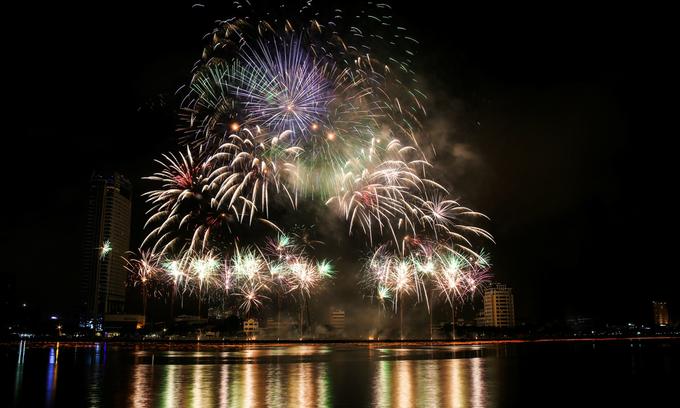 Bigger and brighter: Da Nang prepares for annual fireworks festival