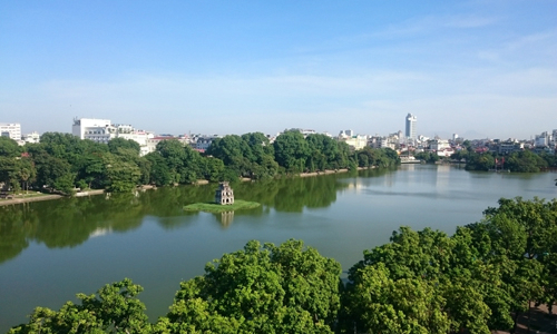 Big cleanup planned for Hanoi's Sword Lake