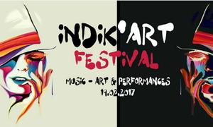 Indik'Art Festival: Music, Art & Performances