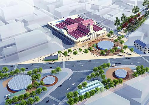saigon-to-sacrifice-public-space-near-iconic-market-to-make-way-for-metro-station