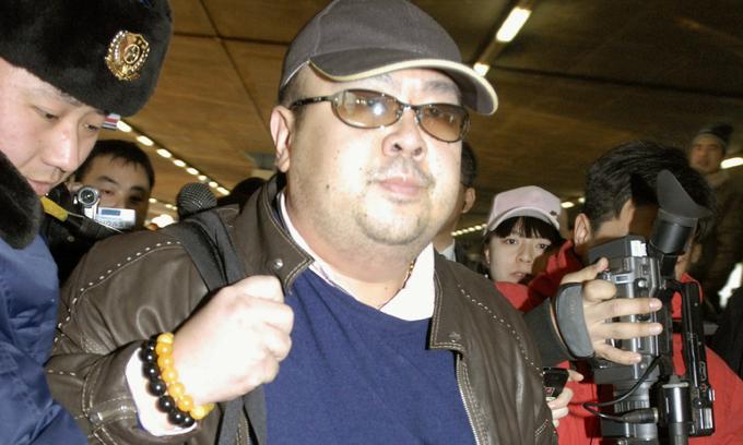 Malaysia police arrest N. Korean man over Kim murder