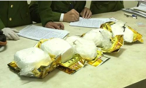 Laotian drug smugglers arrested after knife battle in northern Vietnam