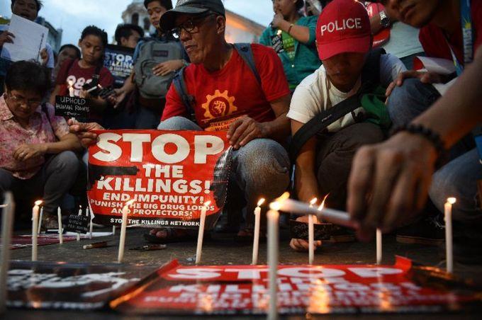 Philippines' Duterte ordered murders: ex-police aide