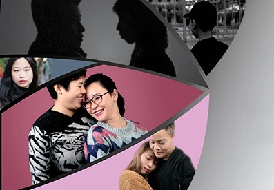 Lesbian stories revealed at Hanoi art exhibition