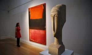 Global art sales plummet, China biggest market - report