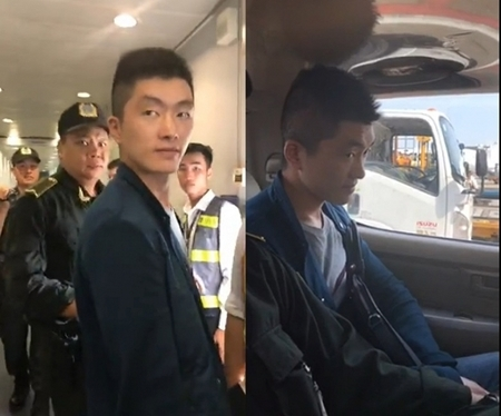 Chinese passenger arrested for stealing on Vietnam flight, second in a week