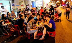 Best Saigon restaurants and food streets for night owls