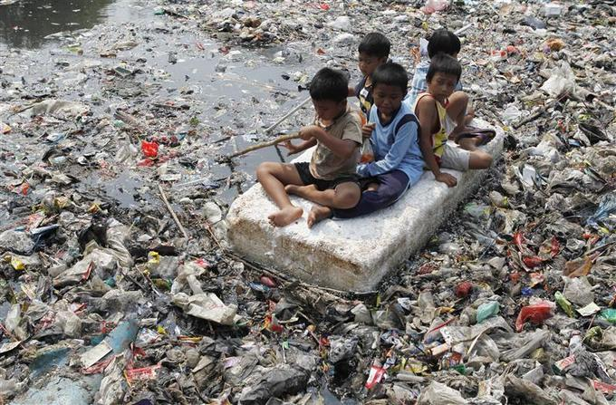 Polluted environments kill 1.7 million children a year -WHO