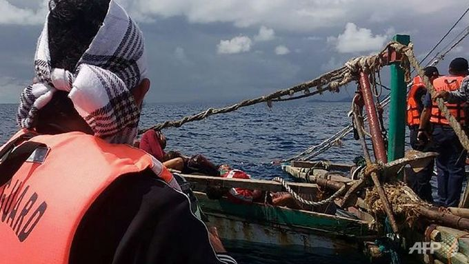 Southeast Asian nations to patrol piracy-prone waters