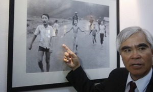 Legendary Vietnam War photographer Nick Ut to close lens on distinguished career