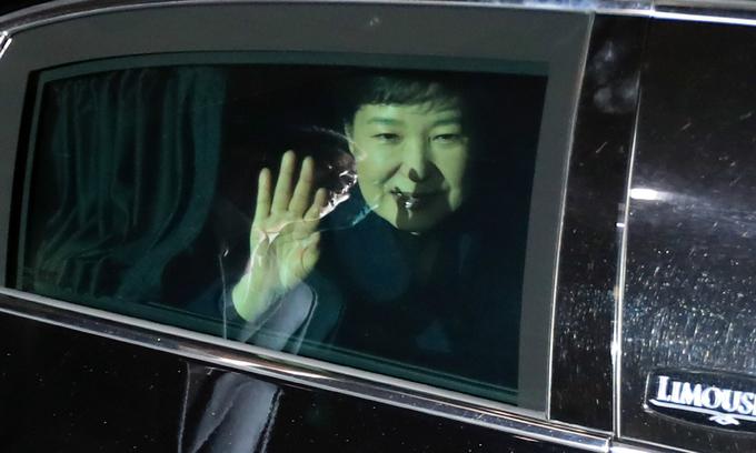 S.Korea's Park criticized over defiance, faces calls for investigation