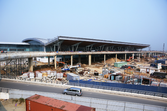 da-nang-quickens-work-to-launch-154-mln-airport-terminal