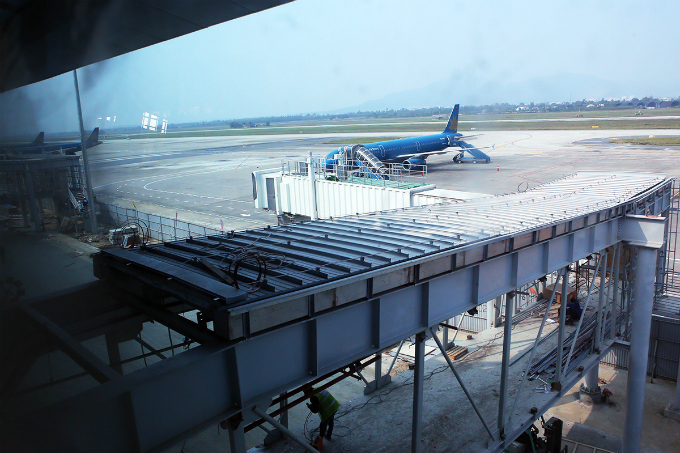 da-nang-quickens-work-to-launch-154-mln-airport-terminal-5