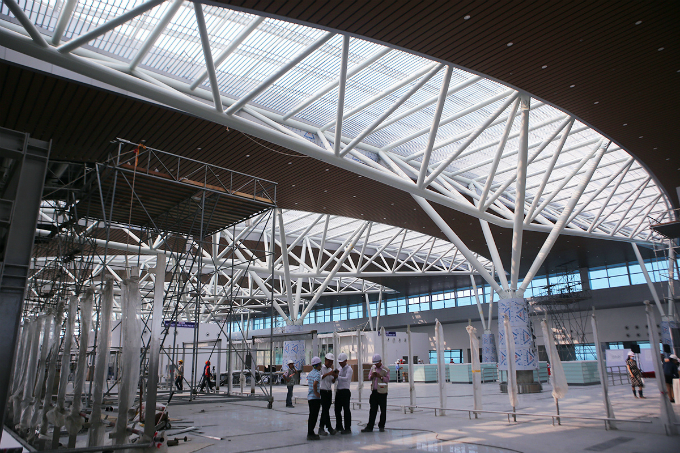 da-nang-quickens-work-to-launch-154-mln-airport-terminal-1