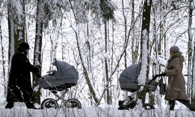 Parenthood linked to longer life - study