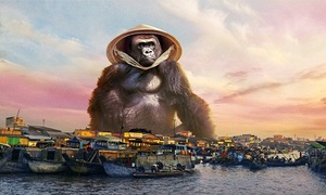 King Kong in Vietnam: 6 hilarious internet memes that you need to see